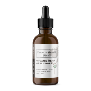 500mg Pet CBD Oil with white back round