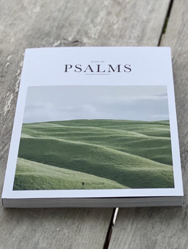 The Book of Psalms, Softcover, Full Color